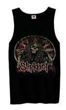 PUNK ROCK BAND SLIPKNOT NEW WITH CROWN TANK-TOP SIZES S-5XL