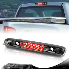 Smoke Lens LED 3rd Brake Tail Light For 2007-2013 GMC Sierra 1500/2500HD/3500HD
