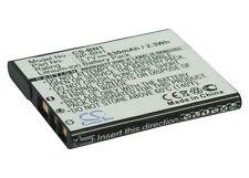 3.7V battery for Sony Cyber-shot DSC-W630B, Cyber-shot DSC-W310/B, Cyber-shot DS