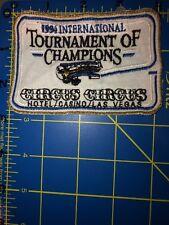 1994 International Tournament of Champions Circus Patch Radio Control Aircraft