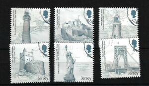 JERSEY SG1868/1873, 2014 U.S. STATE OF NEW JERSEY, FINE USED