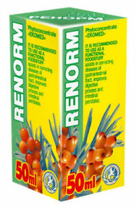 Renorm 50ml Herbal Treatment Ulcer of Stomach, Gastritis, Heartburn, Acid Reflux