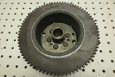 1992 Yamaha Exciter 2 II 570 Flywheel Magneto F4T304 ring gear electric start LE