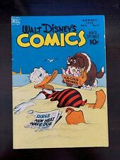 Walt Disney's Comics & Stories #95 Dell 1948 VG+ 4.5