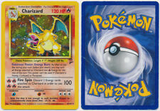Charizard - 4/130 - Holo Rare Base Set 2 - Pokemon Card