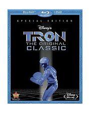 Tron: The Original Classic (Two-Disc Blu-ray/DVD Combo) Free Shipping