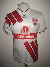 VfB Stuttgart MATCH WORN football shirt soccer jersey fussball trikot size S