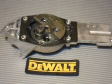 DeWalt DCS387 Reciprocating Saw,Gear Case W/Gear+Spindle N435110,N406599,N021857