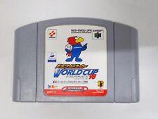 N64 -- World Cup France 98 -- Nintendo 64, JAPAN GAME. Nintendo. 20507