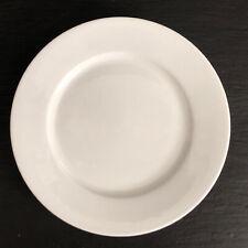 "BLOCK SPAL LISBOA WHITE SALAD PLATE 8"" PORTUGAL MINT!"