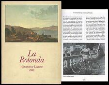 La Rotonda Almanacco Luinese 1983 Fascismo a Luino Alfredo Binda Lago Maggiore