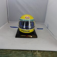 1:2 scale Ayrton Senna McLaren Helmet (purchase outside his Cemetary in 1995) 81