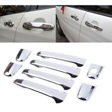 4Pcs Car Chrome Door Handle Cover Trim For Mazda 3 5 6 CX-7 CX-9 2003-2008 Hot