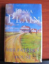 Her Father's House by Belva Plain - 2002 HCDC - VG cond