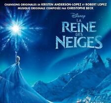 La reine des neiges - DISNEY - CD OST VF 32 titres - Christophe Beck Frozen