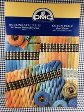 "Dmc embroidery floss lot ""Color Chart"""