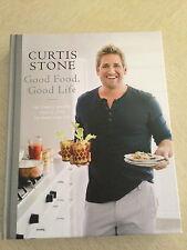 Curtis Stone Good Food, Good Life Cookbook (English)