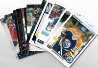 2019-20 Upper deck Series 1 30 YEARS OF UPPERDECK U PICK  UD30 1-30 Mcdavid ++