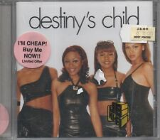 DESTINY'S CHILD NEW SEALED CD Classic Debut Self Titled BEYONCE WYCLEF ROWLAND