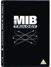 Men in Black 1-3 Tommy Lee Jones, Will Smith, Linda NEW & SEALED UK R2 DVD