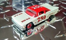 2011 Hot Wheels Stock Car '59 Chevy Impala loose real riders rubber tires