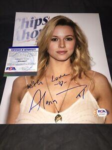 Alona Tal Signed 8x10 Photo Veronica Mars, Supernatural PSA/DNA #2