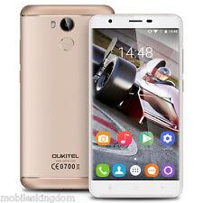 5.5'' OUKITEL 4G Android6.0 Octa Core Fingerprint Smart Mobile Phone 3G 32G 16MP