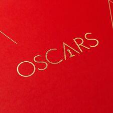 Oscar Statue The Official Oscars 2019 Hardcover Book