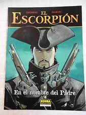 Cimoc Extra Color num.238,El Escorpión num.7,Desberg / Marini,Ed.Norma 2007