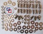 MG Midget AH Sprite Front Wing Fitting Kit all models except frogeye (Stainless)