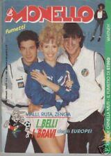 IL MONELLO 1988 - ornella muti europei sting a fumetti