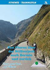 Passo dello Stelvio/Stilfserjoch-fitviewer virtual video Indoor Cycling DVD