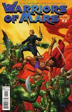 Warriors of Mars #2 Comic Book - Dynamite