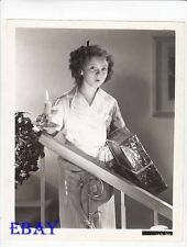 Shirley Temple Christmas VINTAGE Photo