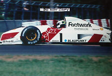 9x6 Photograph, Stefan Johansson , Footwork-Porsche FA12, Canadian GP 1991