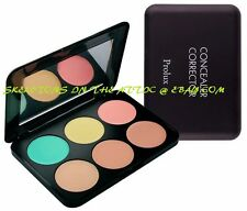 6 Colors Contour Face Cream Makeup PRO HD Concealer Palette