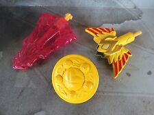 BANDAI POWER RANGERS MYSTIC FORCE MYSTIC TRACKER VEHICLE ( PARTS LOT ) USED