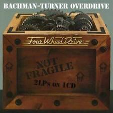 Bachman Turner Overdrive - Not Fragile Four Wheel Dri (NEW CD)