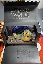 star wars black series jabba sdcc Rare!!!