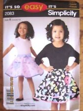 Simplicity Skirt Sewing Patterns