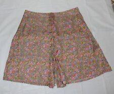 H&M Floral Regular Size Shorts for Women