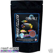 Cobalt Aquatics Mysis Pellets - 4 oz. Fish Food Granules FREE USA SHIPPING!
