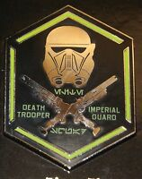 Disney Star Wars Rogue One Imperial Guard Death Trooper Pin