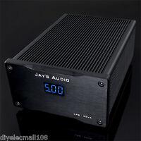 USB Port + DC Port Linear Power Supply 25VA / 5V@3.5A Ultra-Low Noise HIFI Xmos