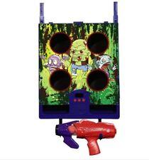 BANZAI BALL BLASTER ELECTRONIC ARCADE DOOR HANGING INDOOR ZOMBIE SHOOTING GAME