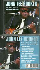 CD - JOHN LEE HOOKER Le meilleur de JOHN LEE HOOKER BEST OF/ COMME NEUF LIKE NEW