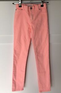 AS NEW girl's COUNTRY ROAD coloured denim pants jeans Size 10 value $54.95 new