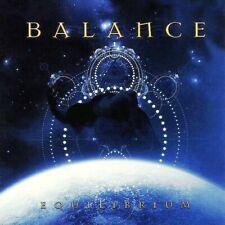 BALANCE - Equilibrium CD  *BOB KULICK*