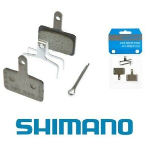 SHIMANO B01S Disc Brake Pads Resin for ACERA ALIVIO DEORE DEORE LX Genuine