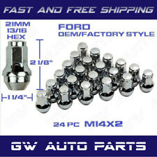 24 PCs FORD OEM / FACTORY STYLE LUG NUTS 14X2.0 FIT F150 EXPIATION 2004-2014